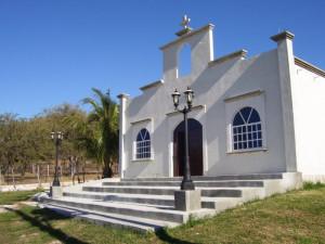 The church at the Base